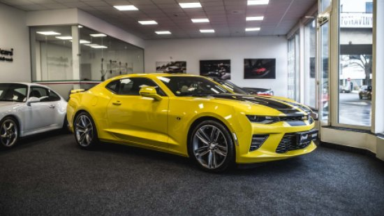 Chevrolet Camaro 2SS RS