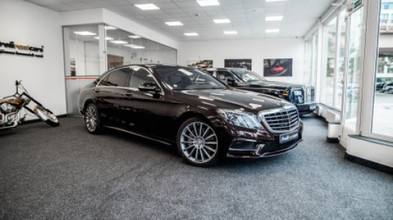 Mercedes-Benz S 350L 4-matic