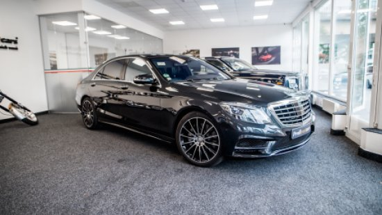Mercedes-Benz S 500L 4-matic
